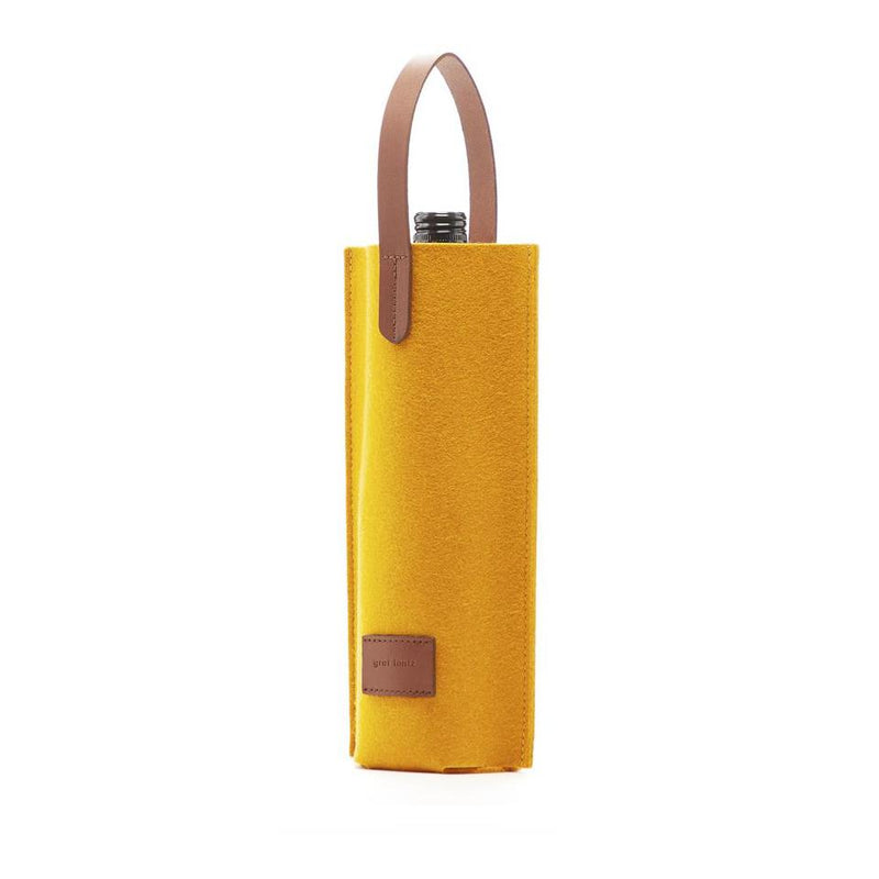 Wine Carrier - Tumeric