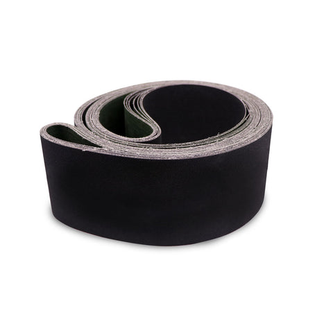 "4"" x 106"" Glass Fabrication Sanding Belt"