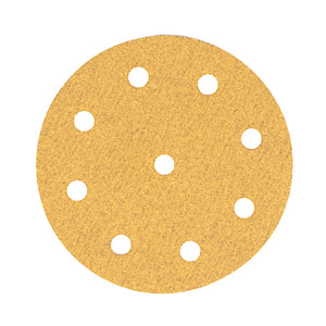 "5"" Hook & Loop Sanding Discs (Box of 50)"