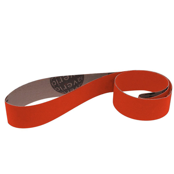 "4"" x 132"" Metalworking Sanding Belts"