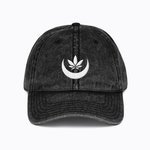 Logo Cotton Twill Cap