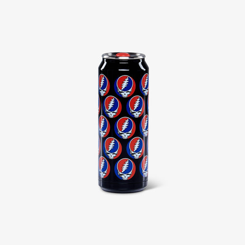 Igloo x Grateful Dead Steal Your Face 16 Oz Stainless Steel Can Tumbler