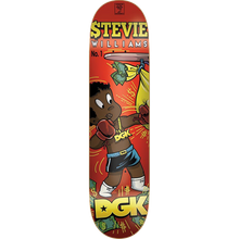 "Load image into Gallery viewer, DGK Stevie Williams From Nothing Deck 7.8"" w/Free MOB Griptape"