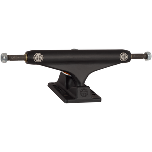 Independent Dual Cross Stage 11 149mm Trucks Black/Black Pair w/Free Shortys Hardware - Feet First NJ