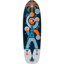 "Load image into Gallery viewer, Darkroom ""Quadpod"" Cruiser Deck 8.25"" w/Free MOB Griptape"