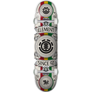 "Element Regal Rasta Complete Skateboard 8.0"" - Feet First NJ"