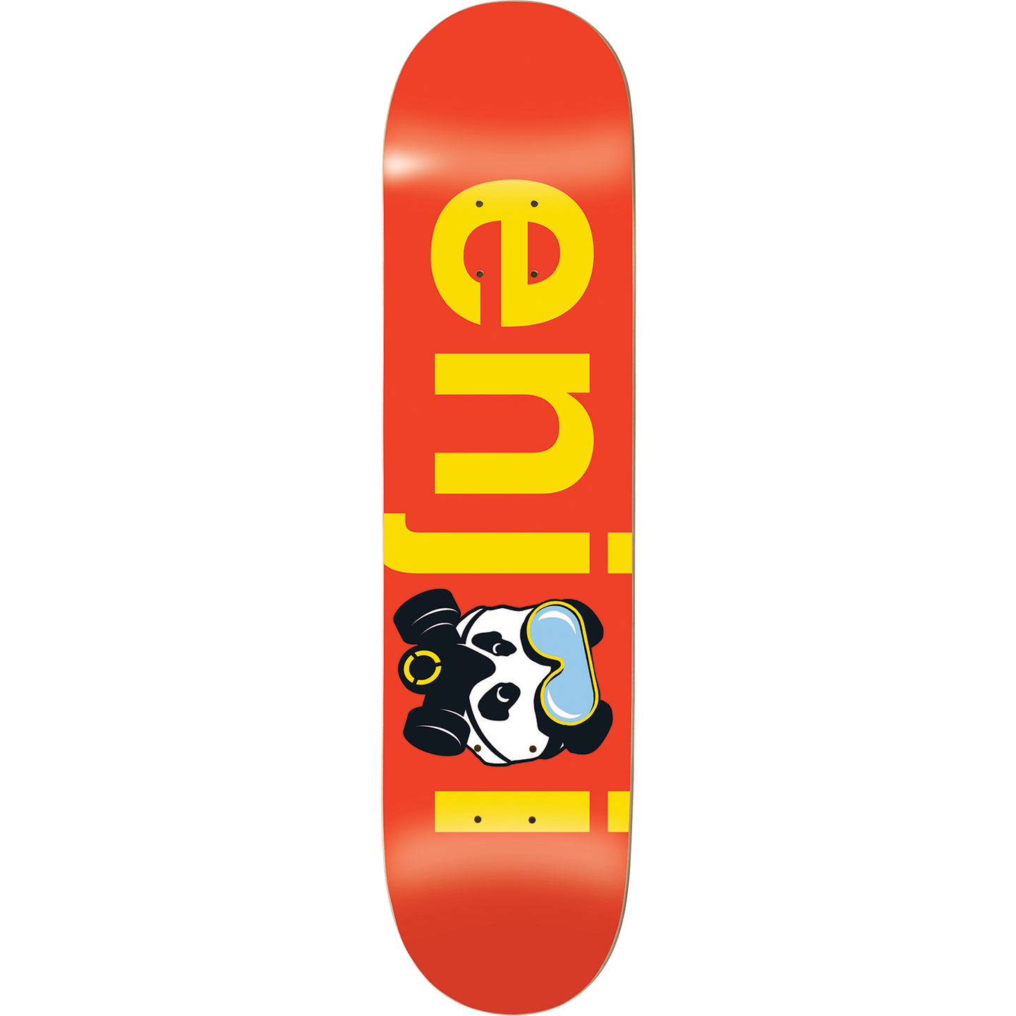 Enjoi No Brainer Gas Mask Deck 8.5