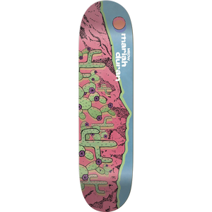"Meow Skateboards Maria Duran Sandias Pro Model Deck 7.75"" w/Free MOB Griptape - Feet First NJ"