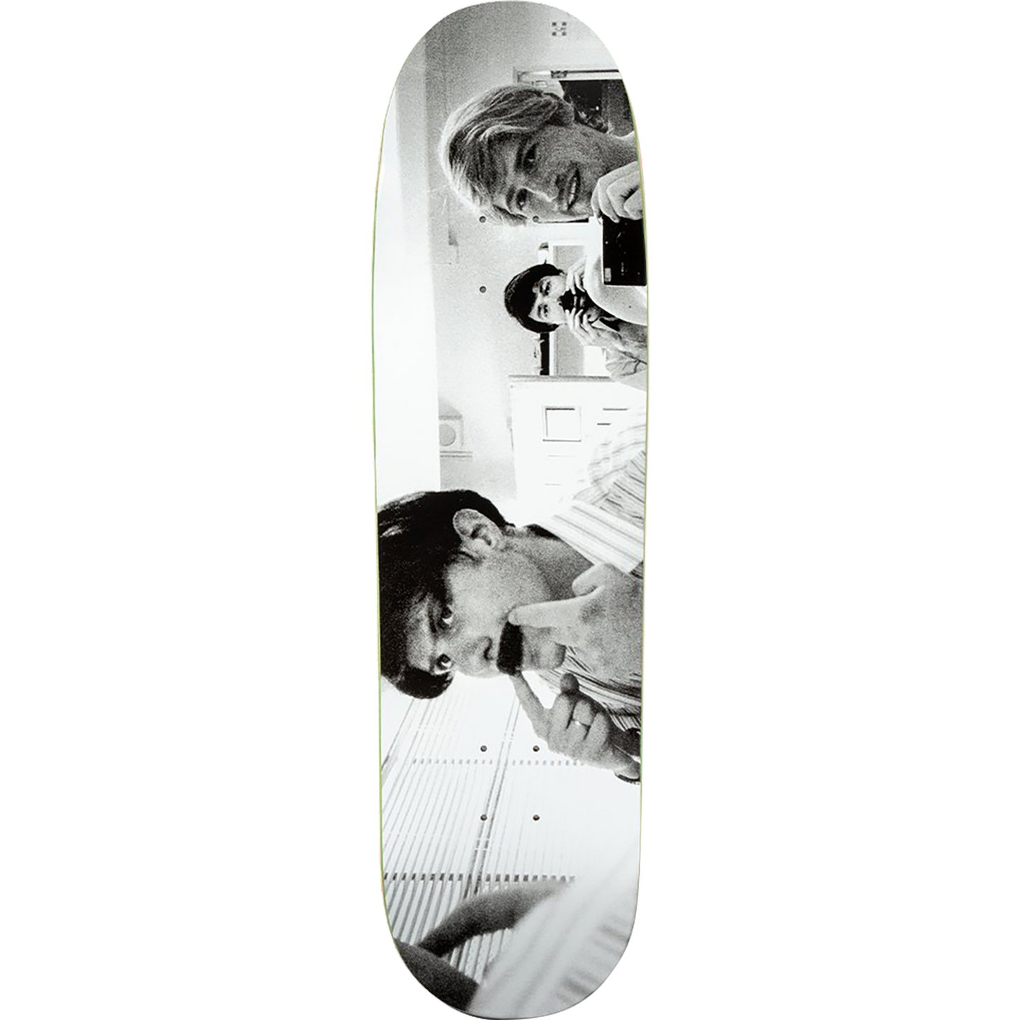 Girl x Beastie Boys x Spike Jonze Limited Edition Skateboard Deck 4 w/Free MOB Griptape