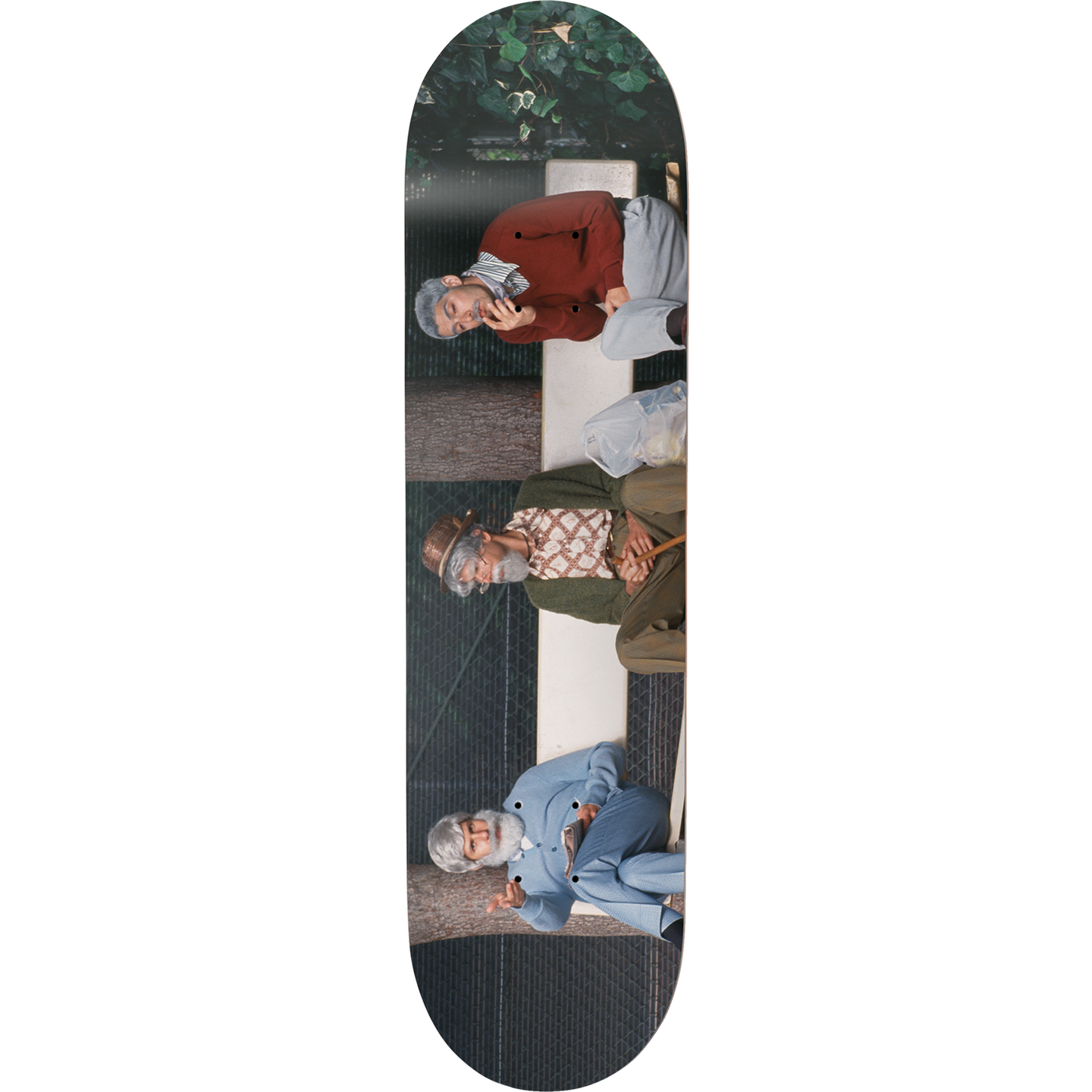 Girl x Beastie Boys x Spike Jonze Limited Edition Skateboard Deck 5 8.0