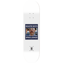 "Load image into Gallery viewer, Girl x Beastie Boys x Spike Jonze Limited Edition Skateboard Deck 5 8.0"" w/Free MOB Griptape"