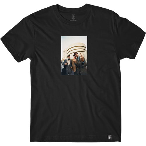 Girl x Beastie Boys x Spike Jonze T-Shirt Black