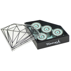 Diamond Supply Co. Smoke Rings Bearings Diamond Blue 8 Pack - Feet First NJ