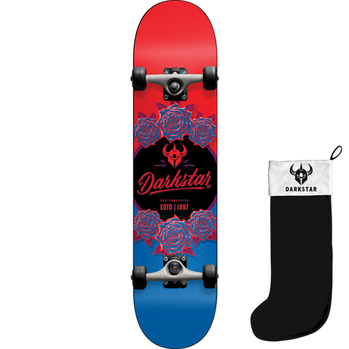 Darkstar Limited Edition In-Bloom Complete Skateboard 8.0