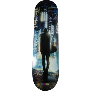 "Colours Collectiv One Off ""My Turn"" Skateboard Deck 8.0"" w/Free MOB Griptape - Feet First NJ"