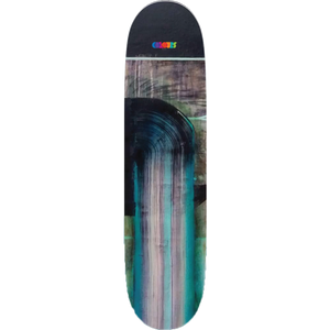 "Colours Collectiv Aleksandar Bezinovic ""Flowing"" Skateboard Deck 8.0"" w/Free MOB Griptape"