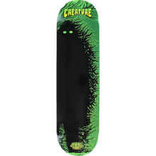 "Load image into Gallery viewer, Creature Skateboards Swamp Creature Skateboard Deck - 8.25"" x 32.04"" w/Free MOB Griptape"