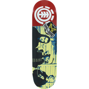 "Element Skateboards King of the Road Chain Gang Skateboard Deck 8.2"" x 32.2"" w/Free MOB Griptape"