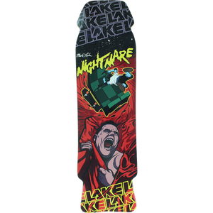 "Lake Nightmare Deck 8.75"" x 32.5"" w/Free MOB Griptape"