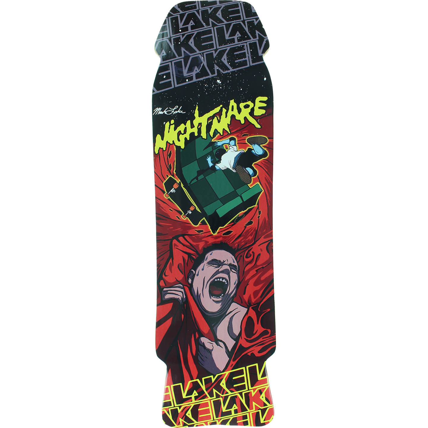 Lake Nightmare Deck 8.75