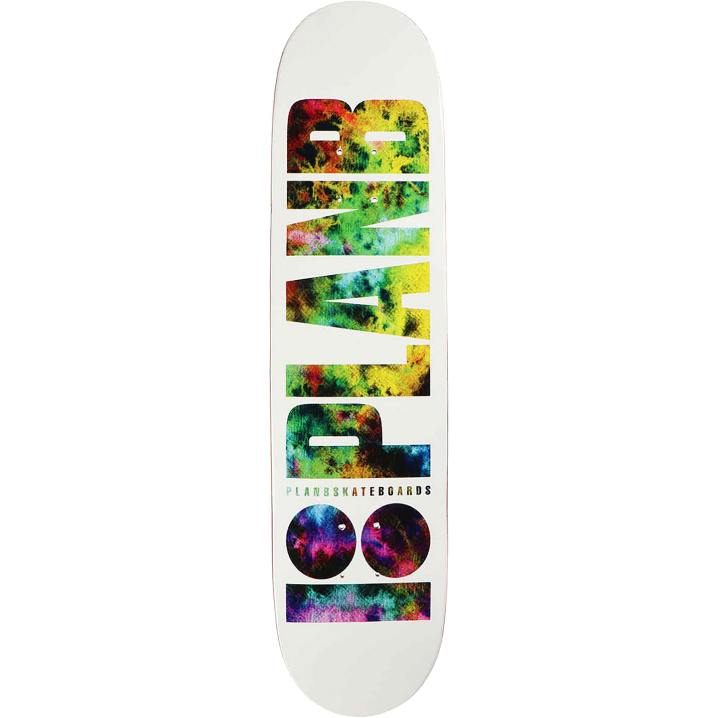 Plan B Pat Duffy Team OG Skateboard Deck 8.0