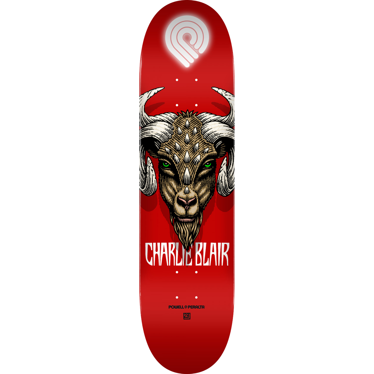 Powell Peralta Charlie Blair Goat Deck 8.25