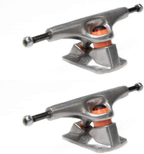 "Load image into Gallery viewer, Grind King ""Disruptor"" Skateboard Trucks 6.0 Pair w/Free Shortys Hardware"