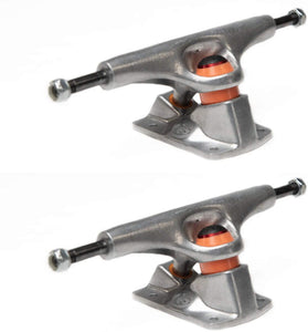 "Grind King ""Disruptor"" Skateboard Trucks 6.0 Pair w/Free Shortys Hardware"