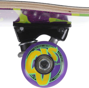 "Creature ""Galaxy Logo"" Mid Complete Skateboard 7.8"" x 31.0"" - Feet First NJ"