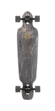 "Load image into Gallery viewer, Landyachtz ""Battle Axe"" Black Space Rock Complete Cruiser Skateboard"