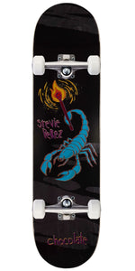 "Chocolate Stevie Perez ""Scorpion"" Complete Skateboard 8.0"" - Feet First NJ"