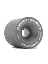 Load image into Gallery viewer, Hawgs Cheetah LongBoard Wheels 77mm 76a (Set of 4)