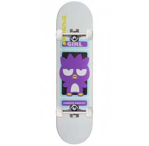 "Girl Andrew Brophy ""Sanrio 60th"" Limited Edition Complete Skateboard 7.87"" x 31.25"""
