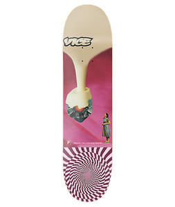 "Primitive x Vice Mag 25 Year Anniversary Skateboard Deck 8.0"" w/Free MOB Griptape - Feet First NJ"