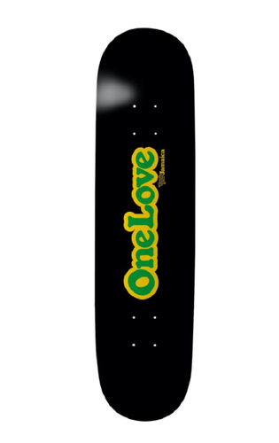 Thank You Skateboards Limited Edition Jamaica
