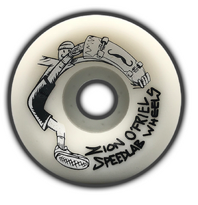 Speedlab Wheels Mikee Zion O'Friel Pro Wheels 54mm x 23mm 101a 4 Pack - Feet First NJ
