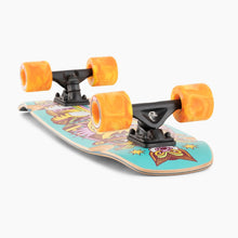 "Load image into Gallery viewer, Landyachtz Dinghy ""Coffin Kitty"" 8.3"" x 28.2"" Complete Cruiser Skateboard - Feet First NJ"