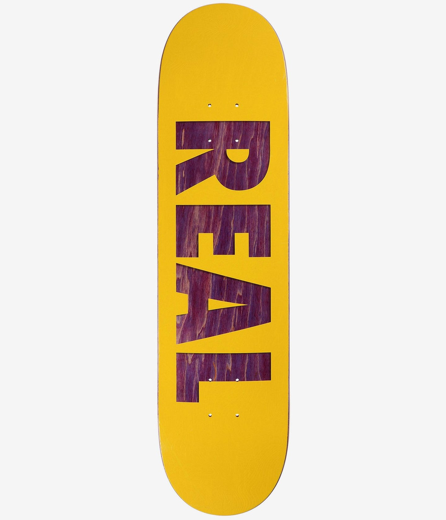 Real Bold Team R1 Skateboard Deck 8.06