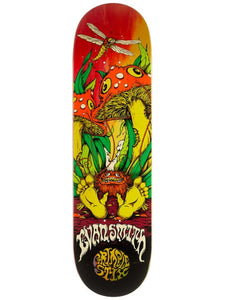 "Anti Hero Grimple Stix Evan Smith ""Shrunken"" Deck 8.5"" w/Free MOB Griptape - Feet First NJ"