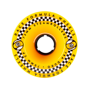 Sector 9 Race Formula Steamrollers LongBoard Wheels 73mm 78a