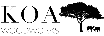 Koa Woodworks @ KoaWood Ranch