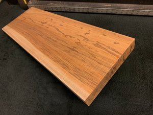 "Hawaiian Curly Koa Wood Billet - 24"" x 8.125"" x 1.5"""