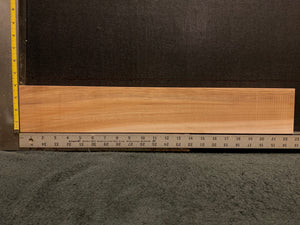 "Hawaiian Curly Koa Wood Billet - 22.5"" x 3.75"" x 1.625"""