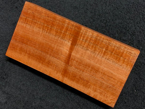 "Hawaiian Curly Koa Wood Billet -  6.25"" x 3"" x 1+"""