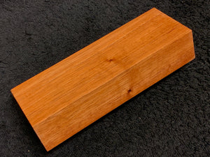 "Hawaiian Curly Koa Wood Billet -  6.25"" x 2.25"" x 1.25"""