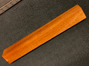 "Hawaiian Curly Koa Wood Billet - 13.5"" x 1.75"" x 1.75"""