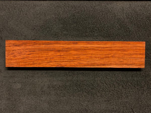 "Hawaiian Curly Koa Wood Billet - 13"" x 2.5+"" x 1.125"""
