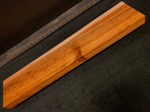 "Hawaiian Curly Koa Wood Billet - 28"" x 5.625+"" x 1.625"""