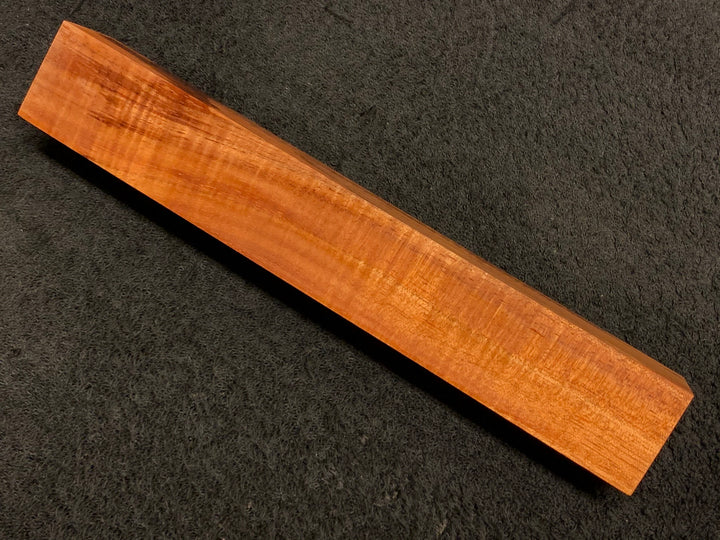 "Hawaiian Curly Koa Wood Billet -  9.75"" x 1.5"" x 1.5"""