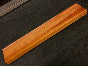 "Hawaiian Curly Koa Wood Billet - 20"" x 3.5"" x 1.125"""